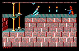 Prince of Persia Amstrad CPC 56