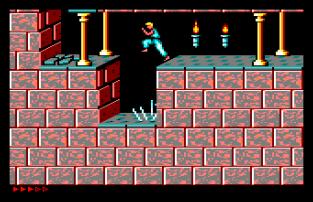 Prince of Persia Amstrad CPC 64