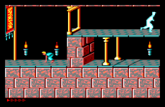 Prince of Persia Amstrad CPC 65