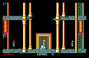 Prince of Persia Amstrad CPC 67