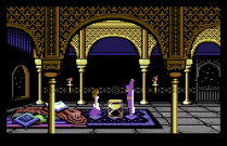 Prince of Persia C64 03