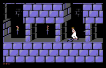 Prince of Persia C64 05