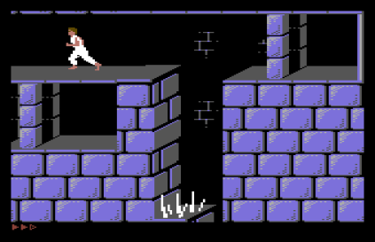 Prince of Persia C64 09