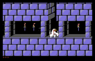 Prince of Persia C64 11