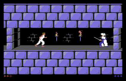 Prince of Persia C64 12
