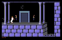 Prince of Persia C64 14