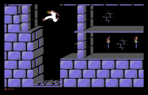 Prince of Persia C64 17