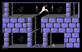 Prince of Persia C64 20