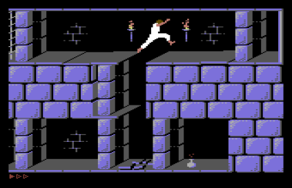 Prince of Persia C64 20