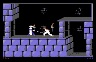 Prince of Persia C64 21