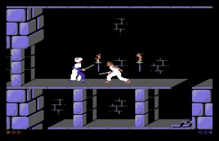 Prince of Persia C64 22