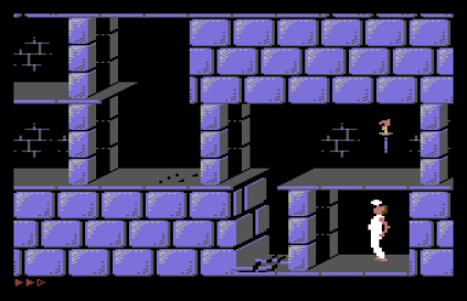 Prince of Persia C64 23