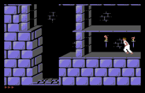 Prince of Persia C64 24