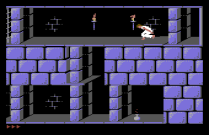 Prince of Persia C64 25