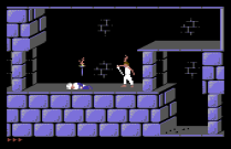 Prince of Persia C64 27