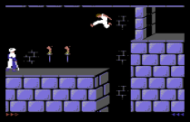 Prince of Persia C64 29