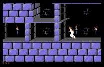 Prince of Persia C64 30