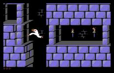 Prince of Persia C64 32