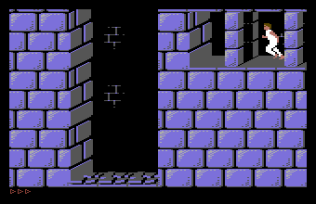 Prince of Persia C64 33
