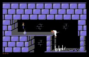 Prince of Persia C64 34