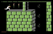 Prince of Persia C64 39