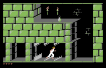 Prince of Persia C64 40