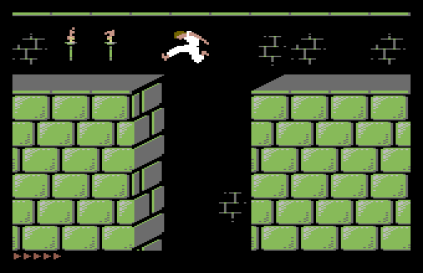 Prince of Persia C64 42