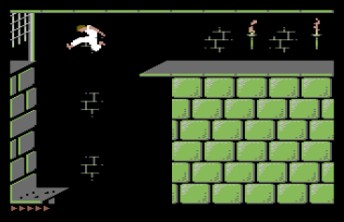 Prince of Persia C64 43