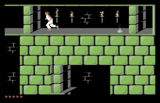 Prince of Persia C64 44