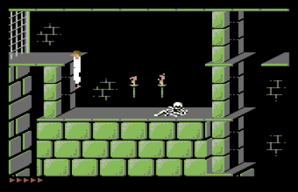 Prince of Persia C64 45