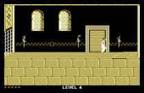 Prince of Persia C64 52