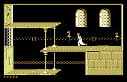 Prince of Persia C64 53