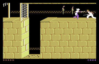 Prince of Persia C64 54