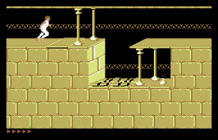 Prince of Persia C64 55