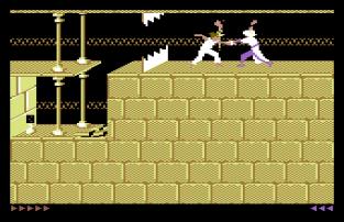 Prince of Persia C64 56