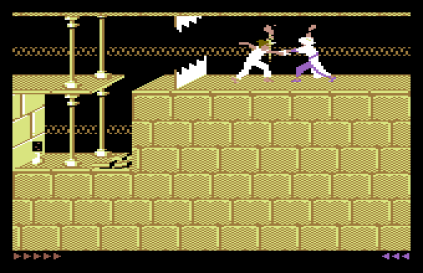 Prince of Persia C64 56