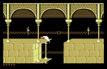 Prince of Persia C64 57