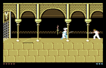Prince of Persia C64 58
