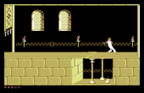 Prince of Persia C64 60
