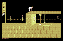 Prince of Persia C64 61