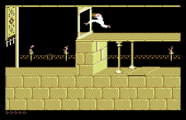 Prince of Persia C64 63