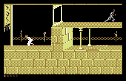 Prince of Persia C64 64