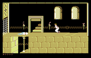 Prince of Persia C64 65