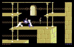 Prince of Persia C64 67