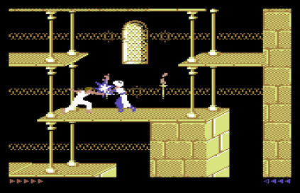 Prince of Persia C64 67