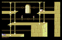 Prince of Persia C64 69