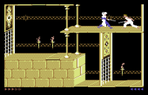 Prince of Persia C64 73