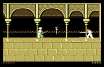 Prince of Persia C64 74
