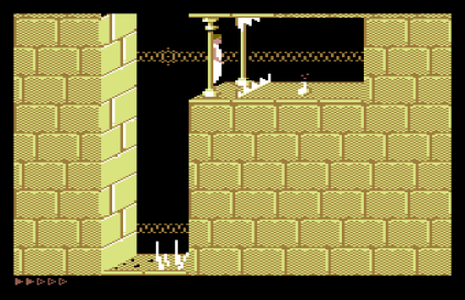 Prince of Persia C64 75