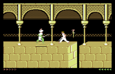 Prince of Persia C64 76